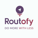 Routofy logo