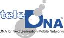 TeleDNA logo