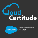 Cloud Certitude logo