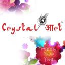 Crystal art logo