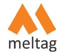 Meltag logo