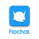 Flo Chat logo
