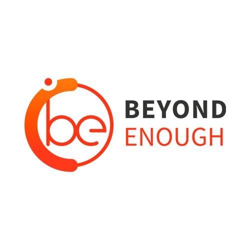 Beyond Enough logo