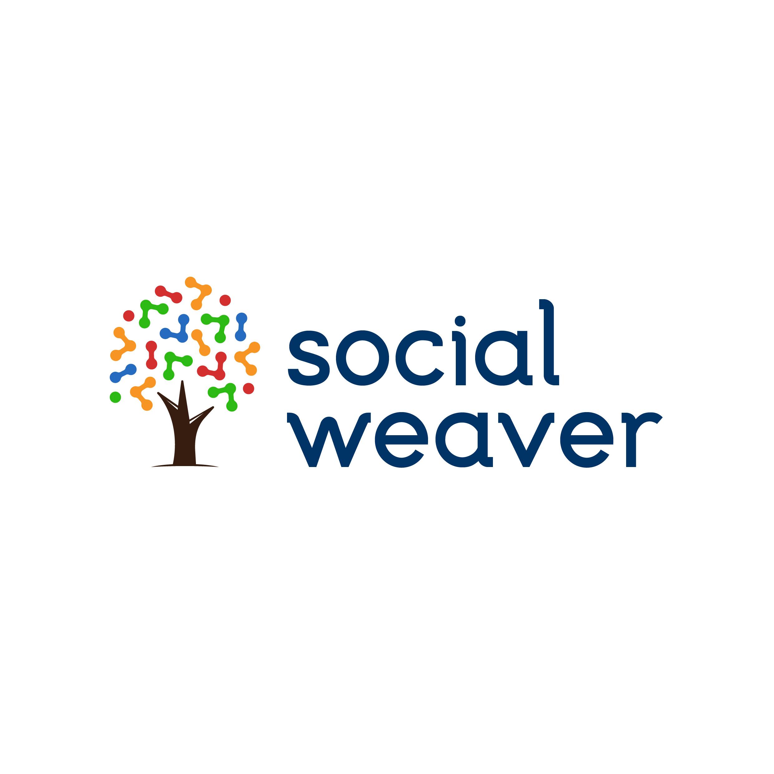 Social Weaver logo