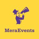 MeraEvents logo