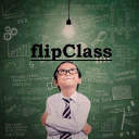 flipClass logo