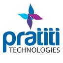 Pratiti Technologies Pvt. Ltd. logo